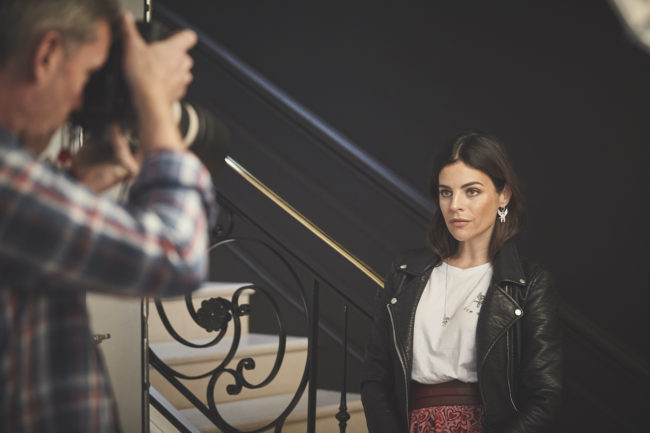 fashion photography behind the scenes julia restoin roitfeld