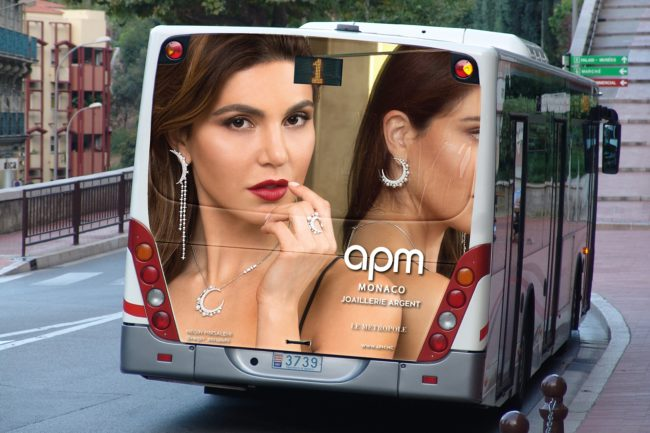 Advertising Monaco apmmonaco negin mirsalehi