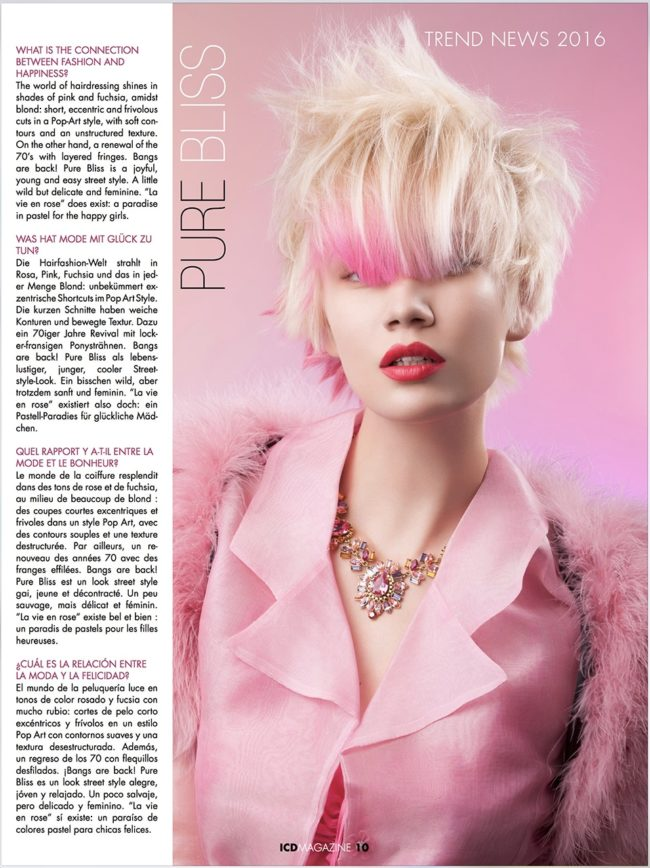 intercoiffure trend news magazine