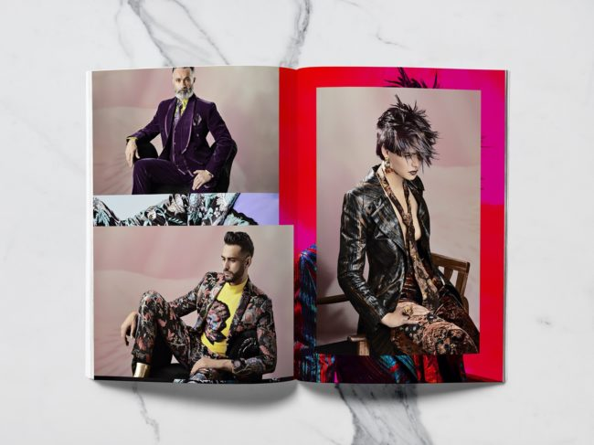 intercoiffure coffee table book
